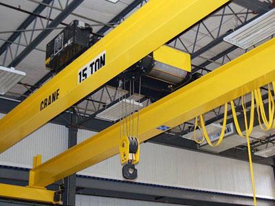 Spesialis Overhead Hoist Crane Indonesia