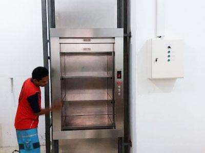 Lift Makanan Dumbwaiters di Indonesia