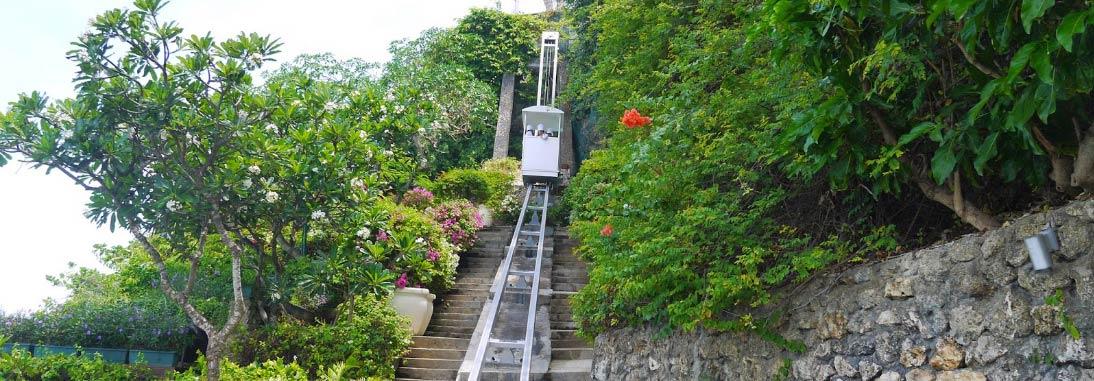 Jasa Pembuatan Funicular, Lift Pantai, Lift Tebing di Indonesia