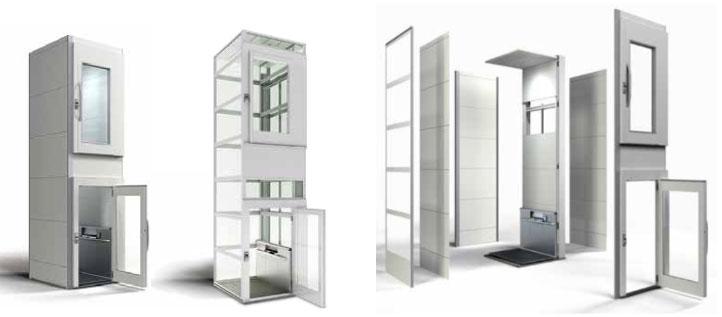 Konsep Lift Pintar untuk Rumah Anda